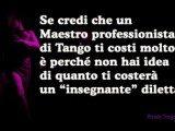 Tango maestro insegnante